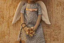 Anděl letí do nebe ...