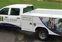 New Hill Hiker Service & Install Truck