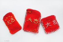 Chinese New Year Knitting and Crochet Patterns / Knitting Patterns, Crochet Patterns and tutorials for Chinese New year. From crochet red pockets to knitted monkeys and sheep, we've got all the patterns you'll need to celebrate the new year in stye!