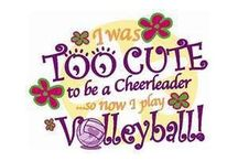 Volleyball. ♥  / greatest thing the lord has invented bro.