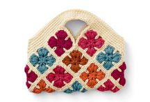 *CROCHET HANDBAGS / by Janet Marie