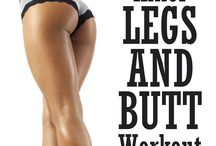 Fitness and workout / Motivation for a stronger body