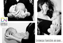 Ensaios Newborn - Recém Nascidos / O seu maior presente, sendo registrado com lindos detalhes e com acessórios lindos que dão mais graça e beleza as imagens, não da para perder né?!