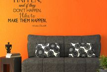 Our Favorite Quote Decals