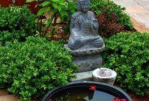 Les jardins japonais