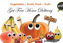Vegetable & Fruits Market / #Fresh,#Handpicked and #hygienically packed #fruits and #vegetable right on your doorsteps @ your preferable time. #onlineshopping #local #shop #onlineshoppingsite #shopping #onlinestore #gandhibagh #Nagpur Just click on http://goo.gl/zxGGAV