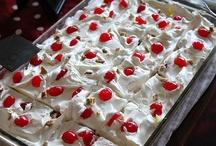 Life's Short Bake Desserts First / by Evangeline Bradford