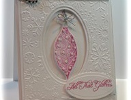 Christmas Cards/SU Ornament Keepsakes-Holiday Ornaments Die / by Dianne Ellinger