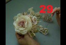 vídeo de flores