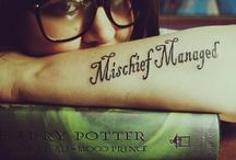 Tattoos <3 / by Julie Dinh