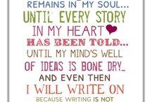Writing / Writing