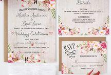 свадебная коллиграфия