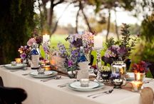 Tablescapes / by Sally Kassoff