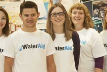Fundraising / Every little helps!  Some of the things our people are doing to raise money and awareness for WaterAid Scotland's work in Southern Africa