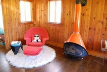 mi casa / all things I love that are perfectly quirky, vintage, eclectic, and cozy <3 / by Chrissy Gomez