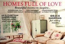 Press Articles / Magazines Featuring The Cottage