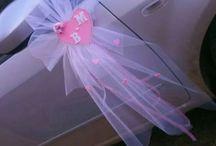 düğün konvoy süsleri