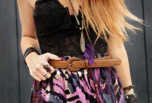 Fashion and Style / My fashion inspiration board / by Kelly Boich