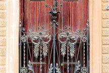 dörrar & handtag/doors & doorhandles