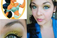 Geeky makeup / by Olivia Bates