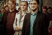Harry Potter  / by Taryn Quinn