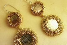 Numismatic Jewels by Martha Mollichella / www.marthamollichella.com