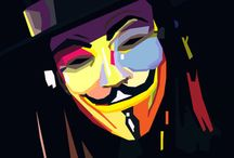 Anon // V for Vendetta