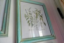 Shabby Chic painting