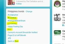 Twitter Trending / by Arnel Bautista