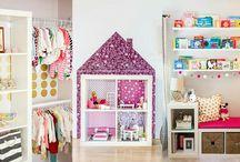 Pokój dla dziewczynki | Baby girl nursery room