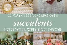 Our Wedding Inspiration / Craft beer inspired w/industrial organic aesthetic