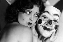 """Clara Bow / An American silent film actress also known as """"The It Girl"""" during the 1920s."""