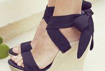 Sandale Wedge