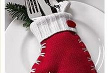 Natale e decorazioni tavola e casa