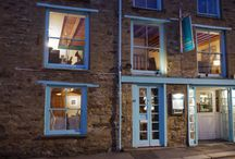 Eat by Night / The best places to spend an evening dining out in Cornwall