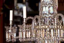 Chandeliers / Chandeliers - Antique, art deco, crystal