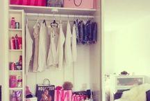 Home Decor: Closets and Storage