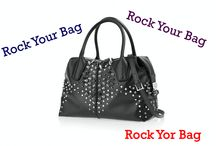 Pin your Bag / Share your customized bag with your followers and be a rock star.