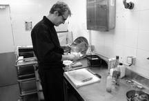 Les Coulisses de l'Étoile des Gourmets / Découvrez les cuisines, le chef en action, tout ce qui se passe de l'autre côté !