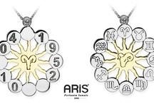 Astroloji Meraklısı :) / Zodiac Collection / Kendinize ve sevdiklerinize ideal bir hediye... Burçların ve burçlara ait elementlerin sembolleri ile yıldızların enerjisini hissedin. http://www.e-aris.com/aris-semboller-koleksiyonu.asp