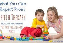 Speech & Language Resources for Parents