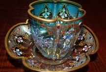 Antique Crystal & Vintage Glass / by Jeannine Cavaliere