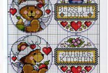Cross Stitch / Cross stitch...woohoo / by Katrina Adams