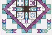 QAL + Samplers / Quilt Alongs + Samper Quilts