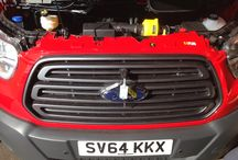 Spark Arrestors & Chalwyn valves / Specialist equipment for vans working in restricted work areas available from www.vanax.co.uk