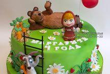 Másha torta