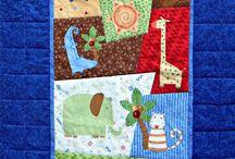 Mimi quilt/Baby quilt