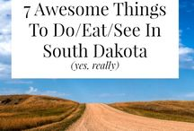 South Dakota vacation
