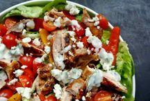 ll Food Salades ll
