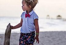 LiLi's looks / Stylish baby clothes